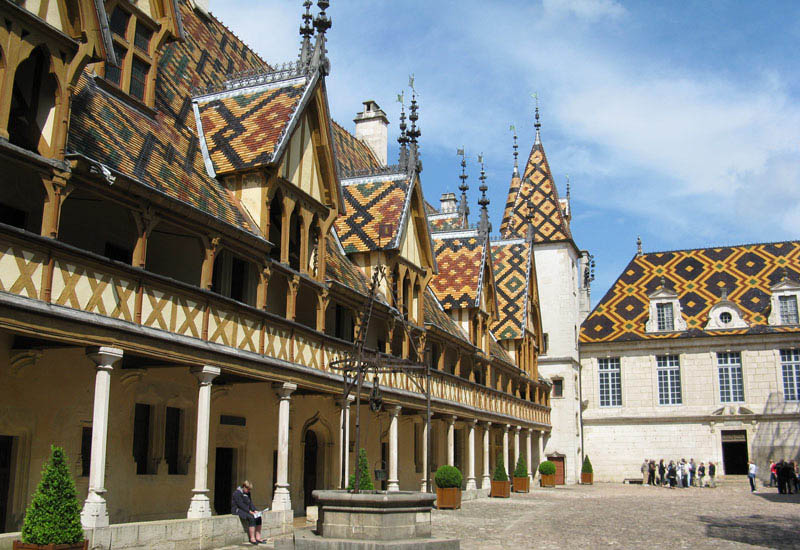 Historical Hospices de Beaune