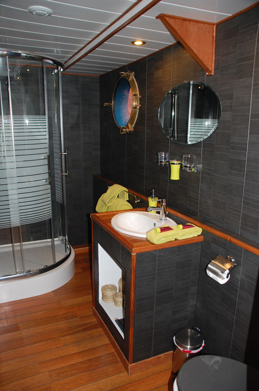 Mordern ensuite bathroms