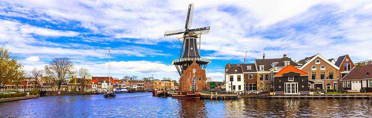 Cruise from Belgium to Hollan
