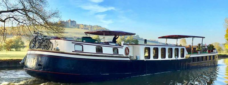 Luxury Hotel Barge Cruises