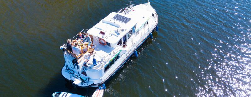 Self-fdrive boat rentals