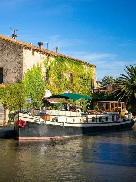 Gite-barges