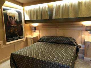 Each suite has a unique style