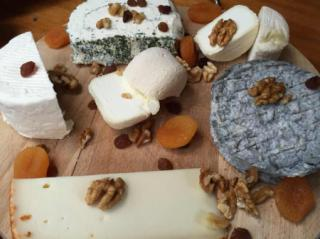 Every day you'll discover different cheeses