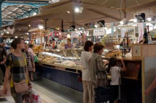 Dijon market