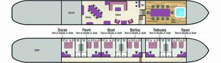 Panache deck plan