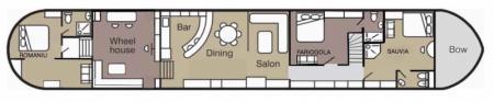 Esperance deck plan
