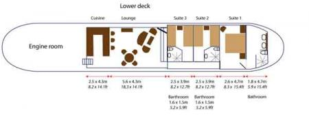 Wine & Water deck plan