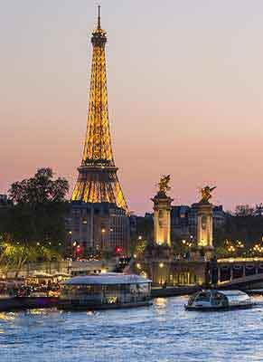 Bruges to Paris