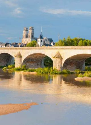 The Loire and Briare canals boat rentals