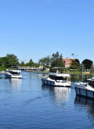 Canada Rideau Canal