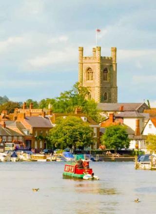 England boat rentals