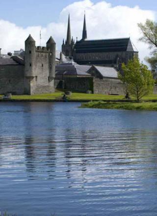 Ireland, Shannon river & Erne waterway