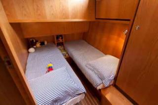 France Afloat : Linssen 40.9 Aft cabin photo