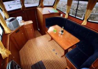 Saone Bateaux : BWS Cruiser 1150 photo 2