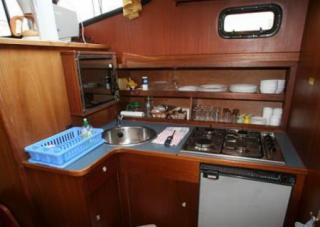 Saone Bateaux : BWS Cruiser 1150 photo 5