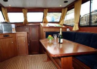 Saone Bateaux : BWS Cruiser 1150 photo 3