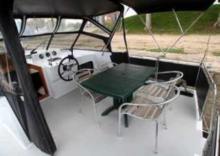Saone Bateaux : BWS Cruiser 1150 photo 1