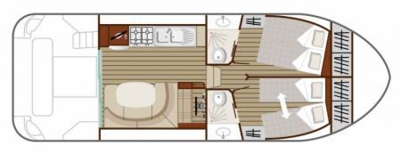 Boat plan Nicols N QUATTRO Nicols