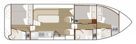 Boat plan Nicols N1100 Nicols