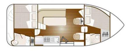 Boat plan Nicols N900 DP Nicols