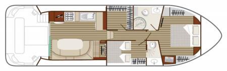 Boat plan Nicols N SIXTO PRESTIGE C Nicols