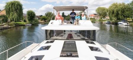 Horizon 4 Le Boat