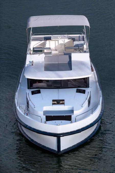 Bateau Le Boat Horizon 4