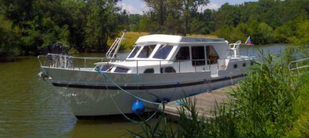 Linssen Yacht 36 France Passion Plaisance