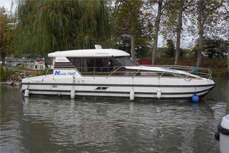 Bateau France Passion Plaisance Nicols 1160