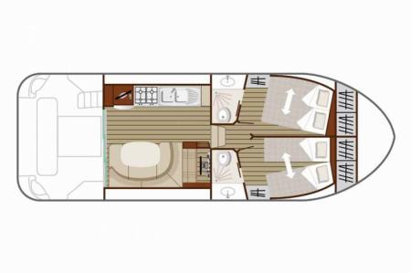 Boat plan Nicols N QUATTRO B Nicols