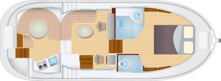 Boat plan Locaboat P1022FB Locaboat