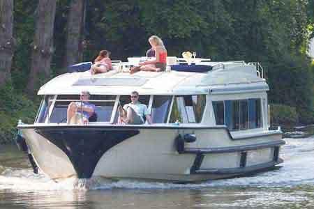 Bateau Le Boat Vision 4