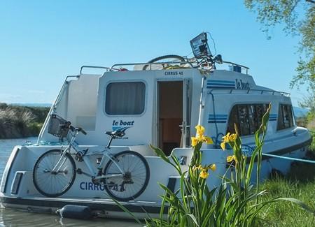 Bateau Le Boat Cirrus A