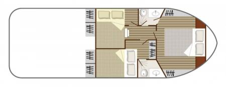 Boat plan Nicols N1000 Nicols