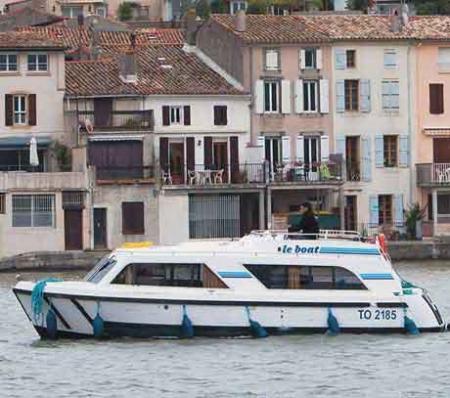 Bateau Le Boat Cirrus B