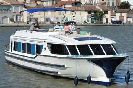 Bateau Le Boat Vision 4 SL