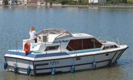Bateau Le Boat Tamaris