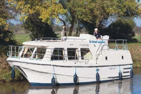 Bateau Le Boat Sheba