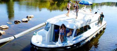 Salsa A Le Boat