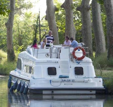 Bateau Le Boat Salsa A
