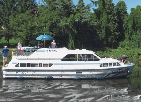 Bateau Le Boat Crusader