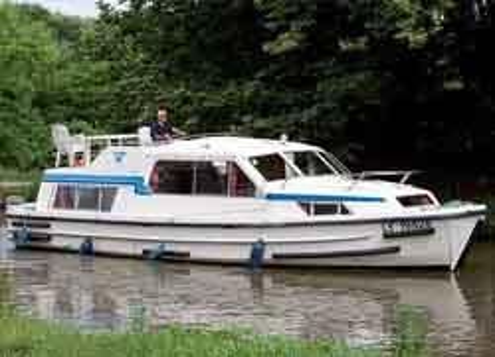 Bateau Le Boat Corvette B