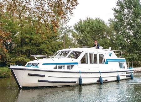Bateau Le Boat Corvette A