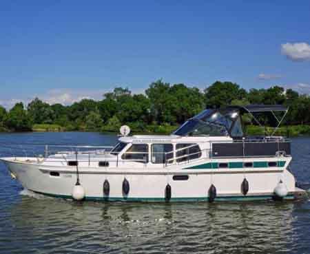 Bateau Saone Bateaux BWS Cruiser 1250