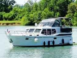Bateau Saone Bateaux BWS Cruiser 1150