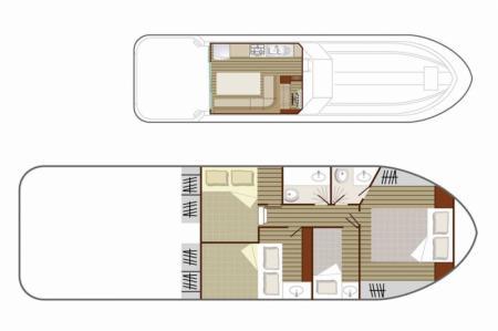 Boat plan Nicols N1160 Nicols
