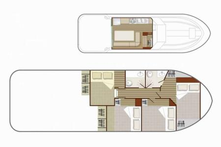 Boat plan Nicols N1170 Nicols