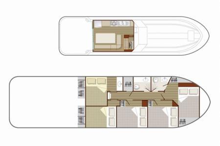 Boat plan Nicols N1310 Nicols